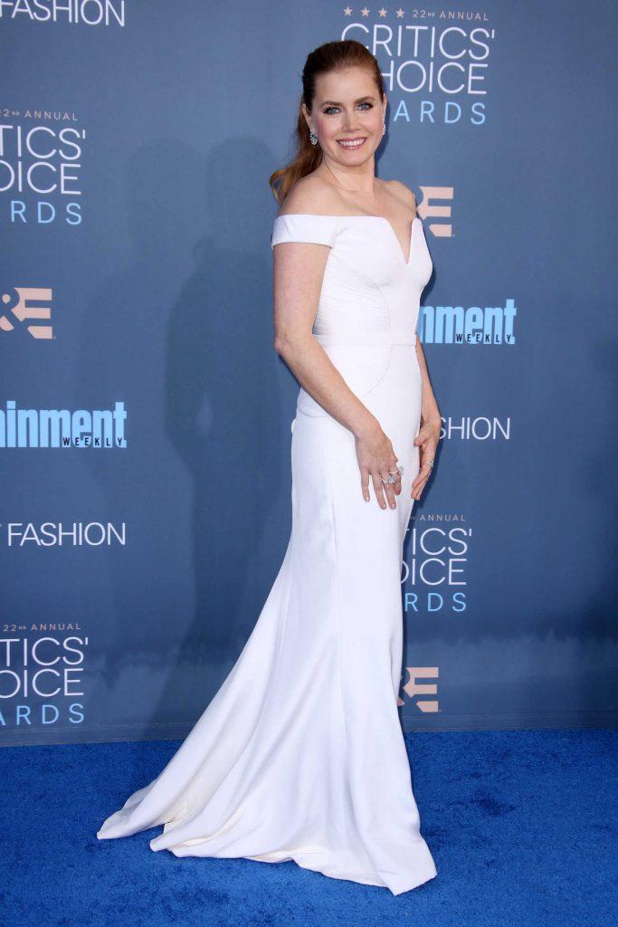 Amy Adams at the 22nd Annual Critics' Choice Awards in Santa Monica-2