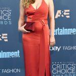 Anna Chlumsky at the 22nd Annual Critics' Choice Awards in Santa Monica