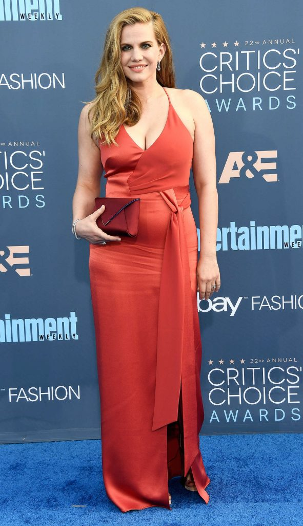 Anna Chlumsky at the 22nd Annual Critics' Choice Awards in Santa Monica-1