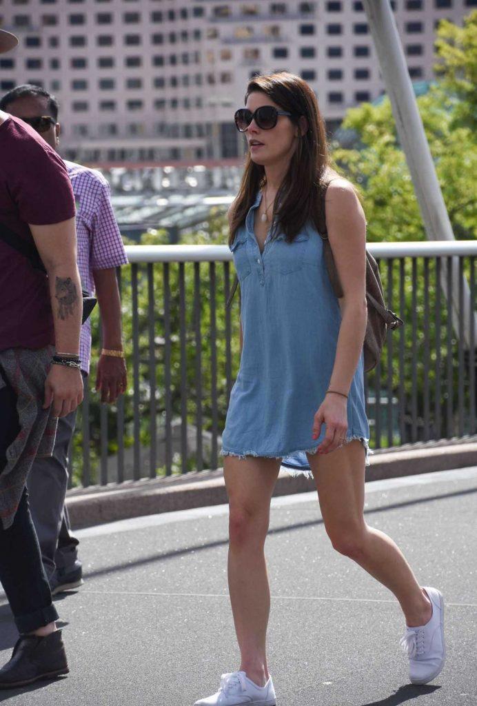 Ashley Greene Was Seen Out in Sydney-3