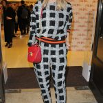Ashley James at the Folli Follie Concept Store Launch Party in London