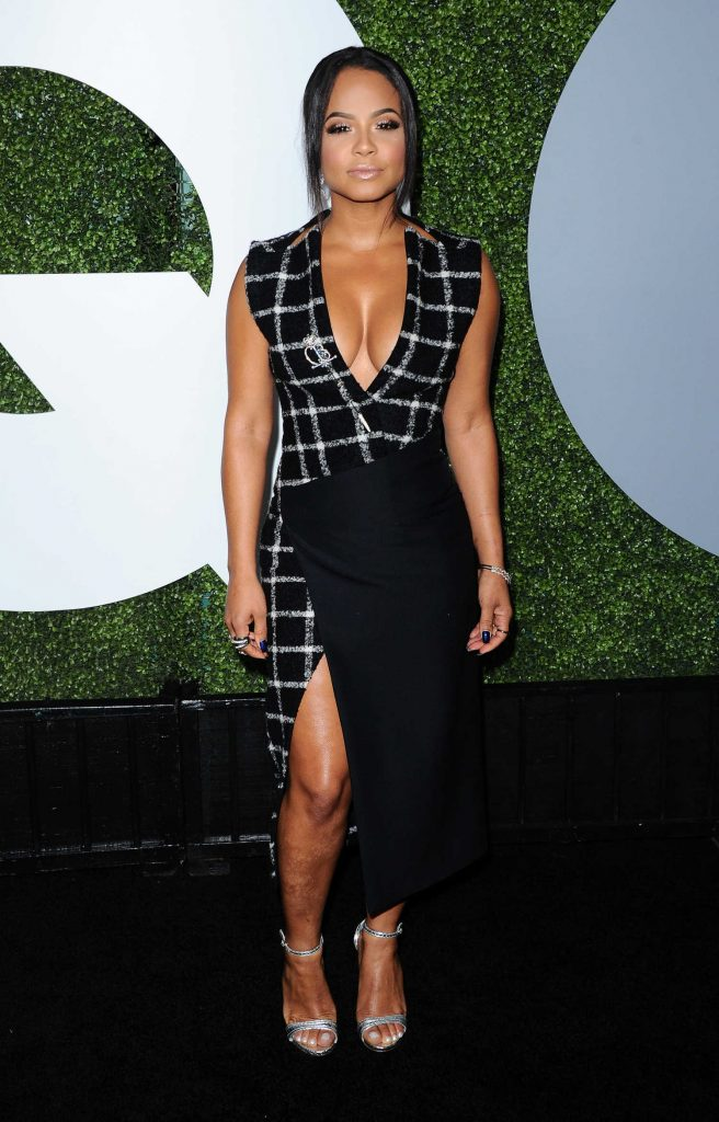 Christina Milian at the 2016 GQ Men of the Year Awards in West Hollywood-1