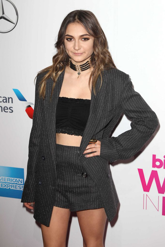 Daya at the Billboard Women in Music 2016 Event at Pier 36 in NYC-3