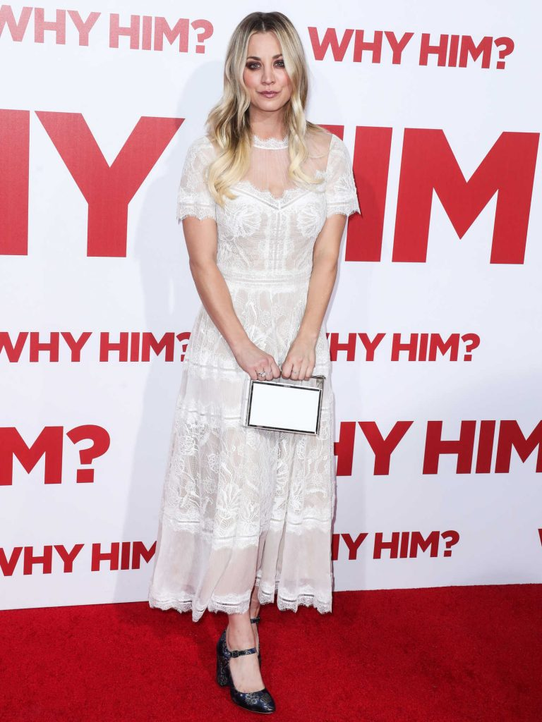 Kaley Cuoco at the Why Him? Premiere at the Regency Bruin Theatre in Westwood-1
