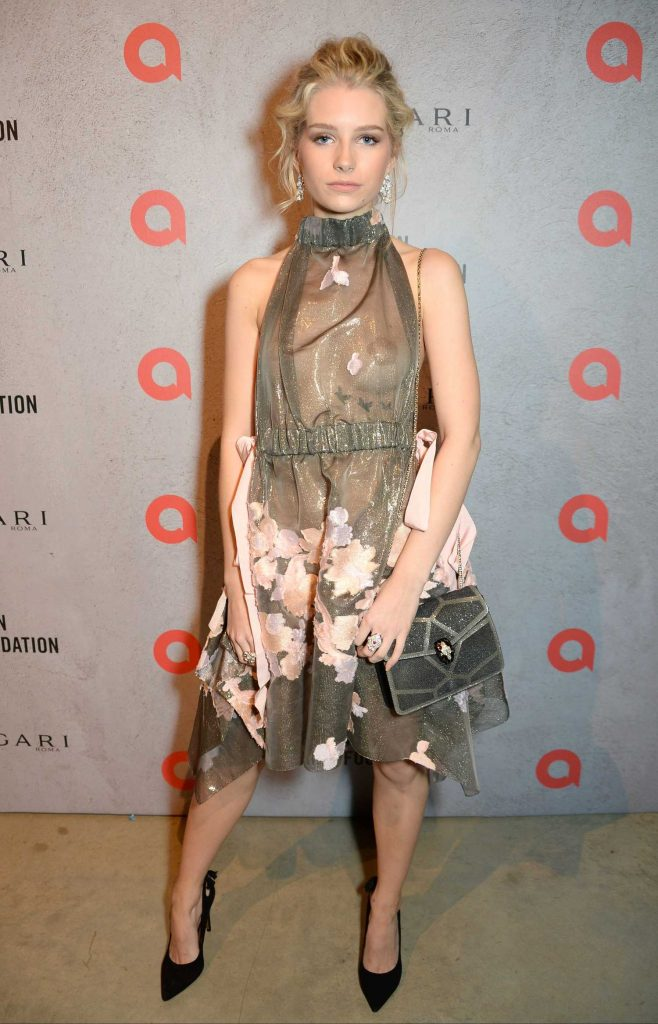 Lottie Moss at the Radical Eye Dinner in London-1