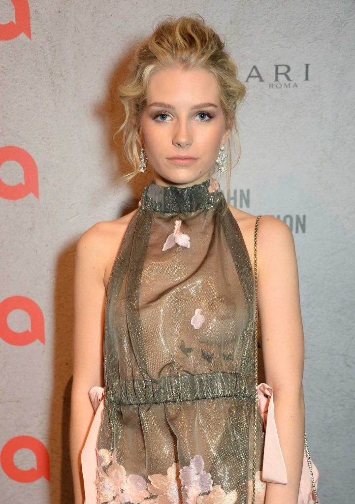 Lottie Moss at the Radical Eye Dinner in London-2