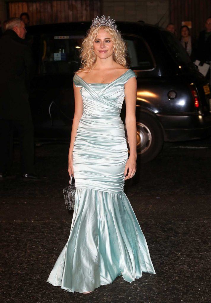 Pixie Lott at the 2016 Fashion Awards at Royal Albert Hall in London-1