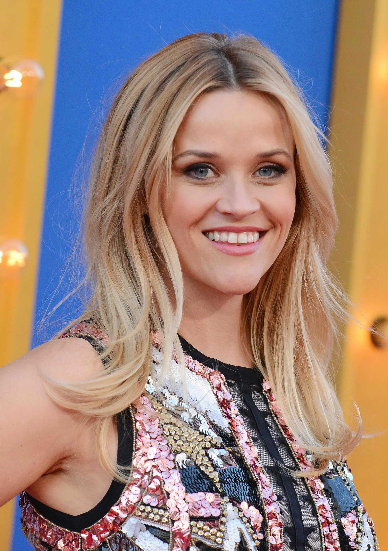 Reese Witherspoon at the Sing Premiere in Los Angeles ... Reese Witherspoon