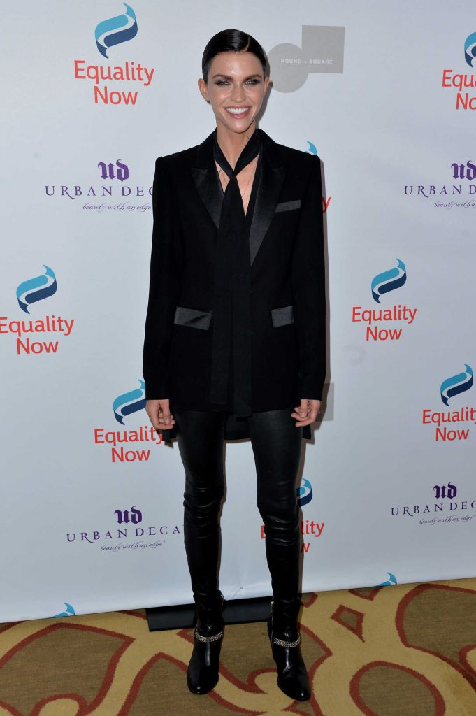 Ruby Rose at Equality Now's Third Annual Make Equality Reality Gala in Beverly Hills-1