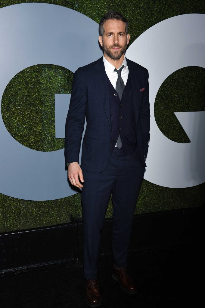 Ryan Reynolds at the 2016 GQ Men of the Year Awards in West Hollywood-1
