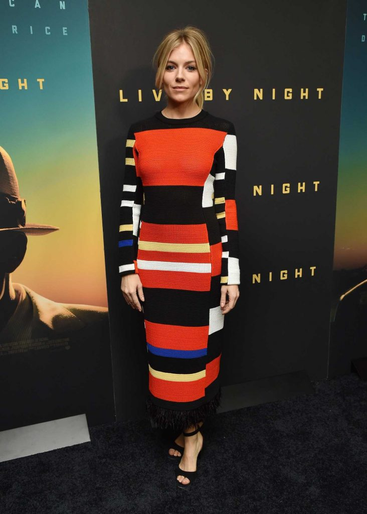 Sienna Miller at the Live by Night Screening in New York-1