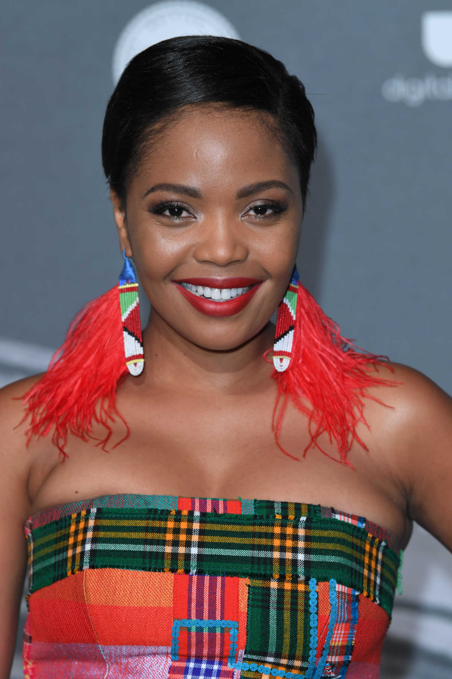 Terry Pheto At The British Independent Film Awards In