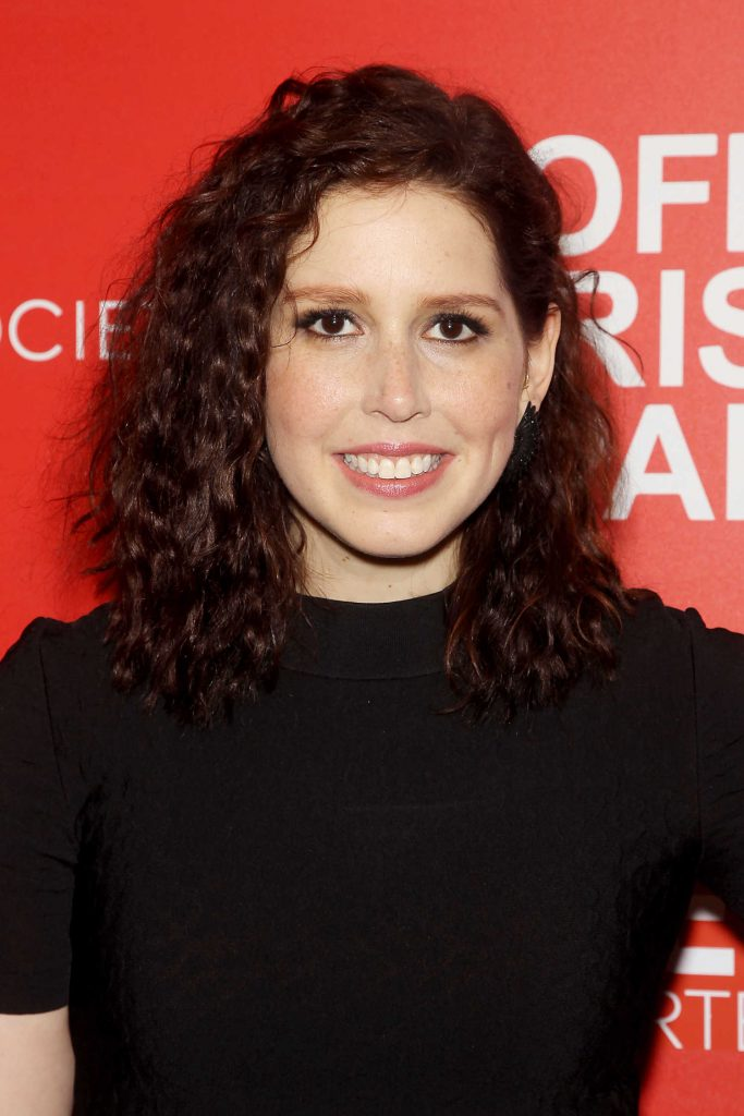 Vanessa Bayer at Office Christmas Party Screening in New York City-4
