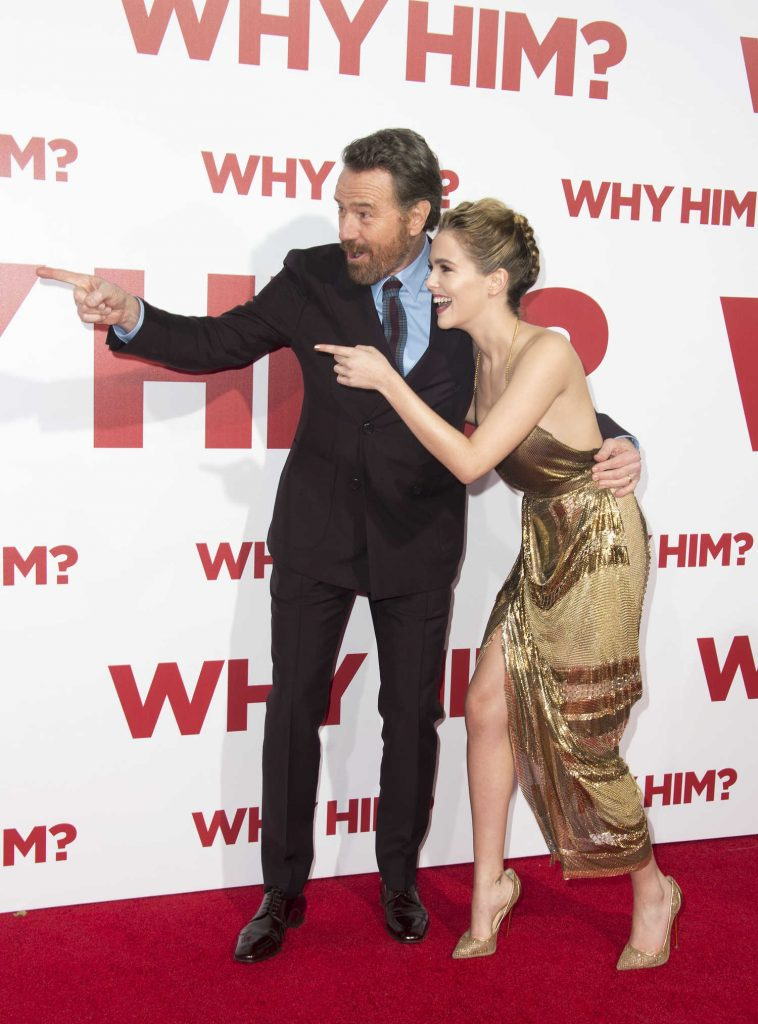 Zoey Deutch at the Why Him? Premiere at the Regency Bruin Theatre in Westwood-4