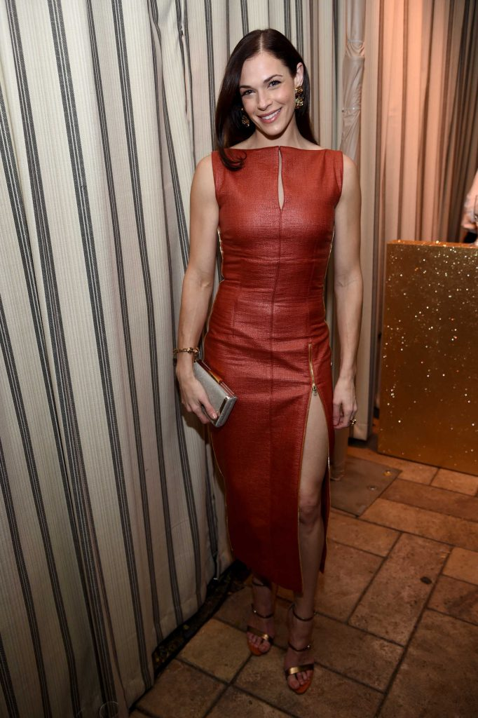 Amanda Righetti at the 2017 Entertainment Weekly Celebration of SAG Award Nominees in Los Angeles-3