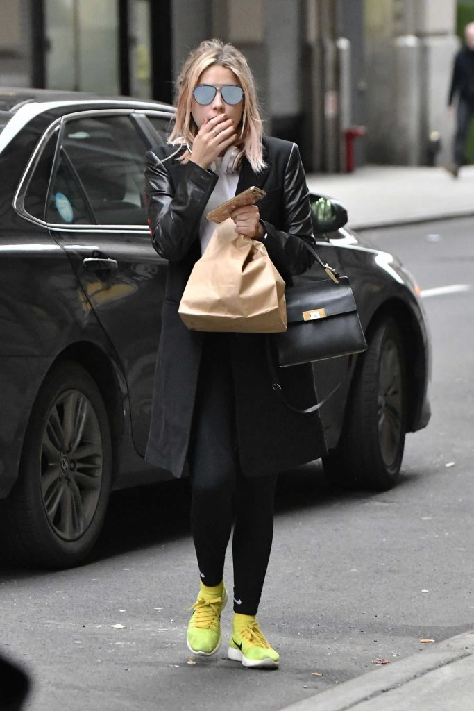Ashley Benson Was Seen After Working Out in New York City-2