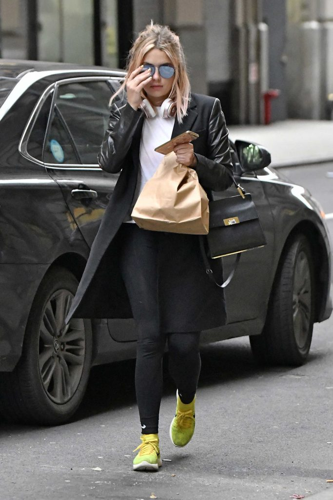 Ashley Benson Was Seen After Working Out in New York City-3