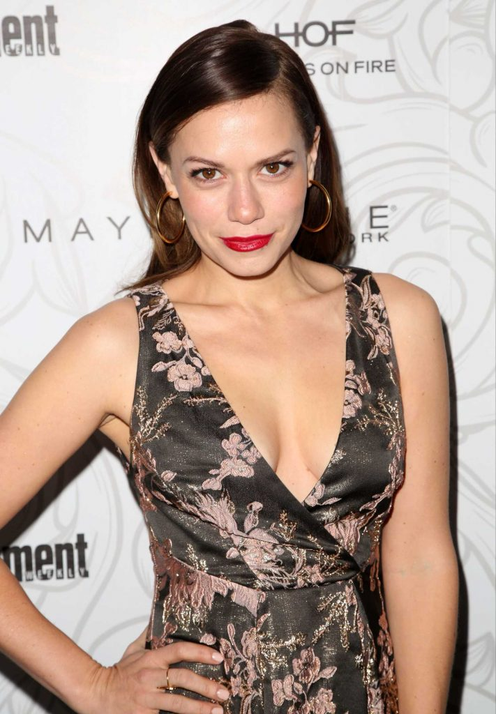 Bethany Joy Lenz at the 2017 Entertainment Weekly Celebration of SAG Award Nominees in Los Angeles-3
