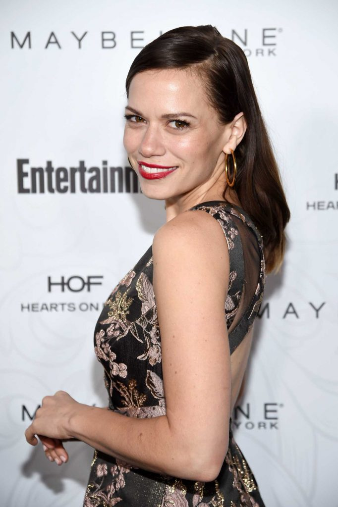 Bethany Joy Lenz at the 2017 Entertainment Weekly Celebration of SAG Award Nominees in Los Angeles-4