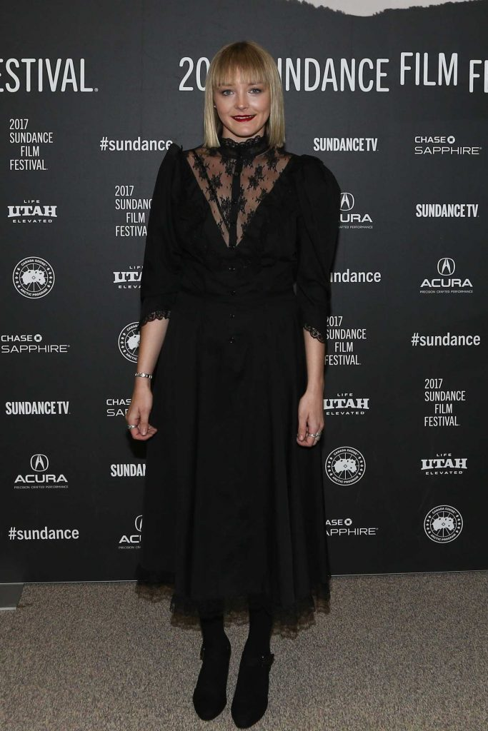 Chelsea Lopez at the Novitate Premiere During Sundance Film Festival in Park City-3