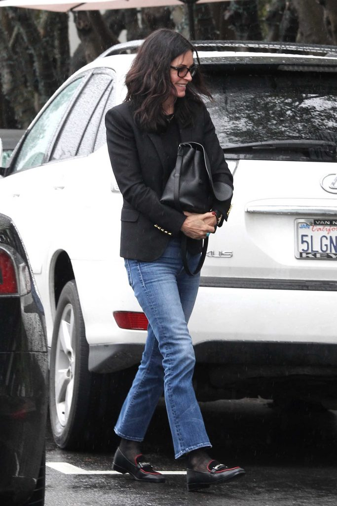 Courteney Cox Was Seen Out in West Hollywood-3