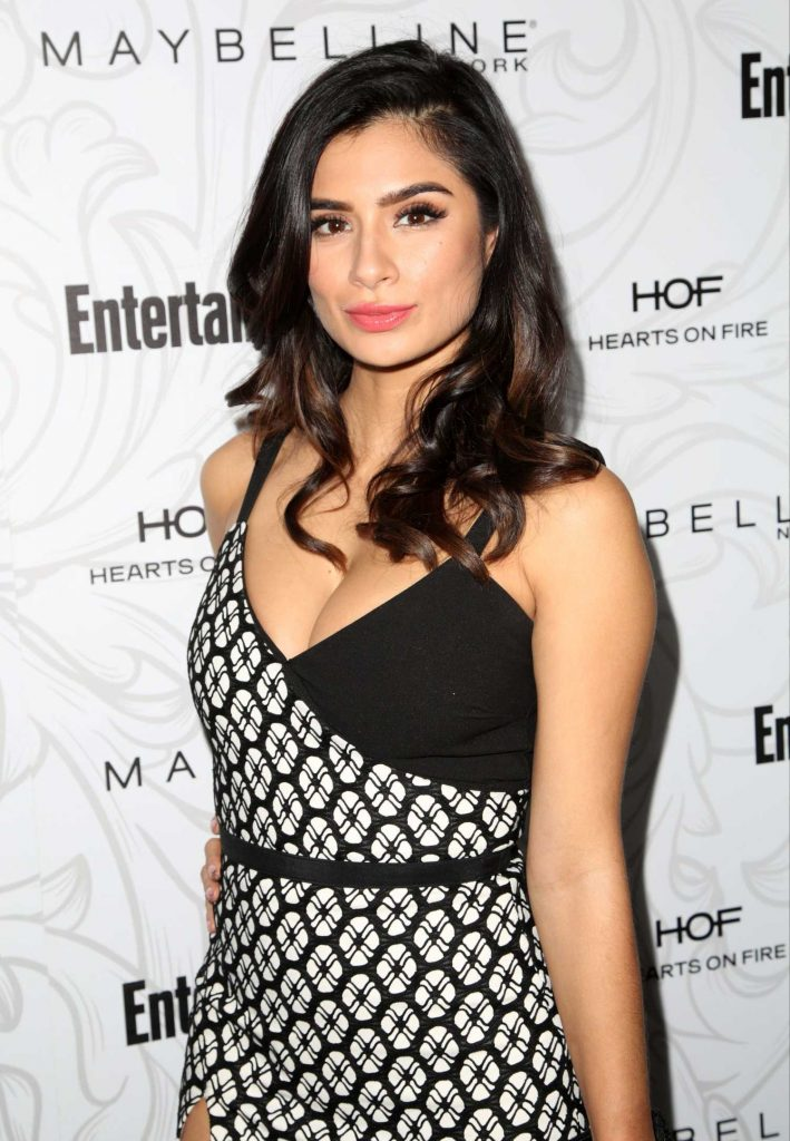 Diane Guerrero at the 2017 Entertainment Weekly Celebration of SAG Award Nominees in Los Angeles-3