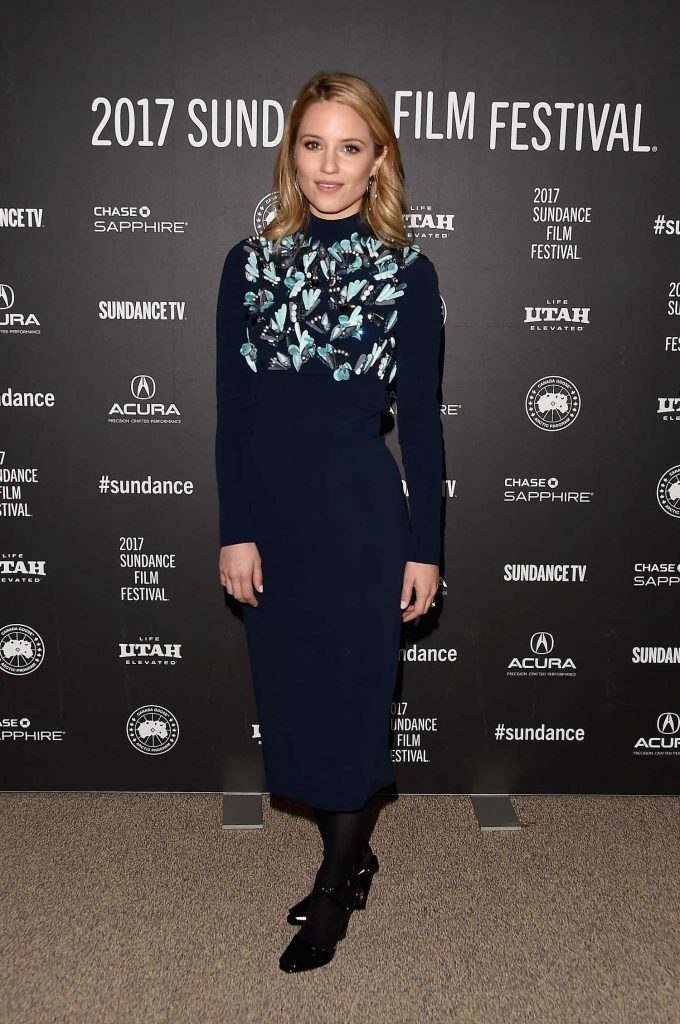 Dianna Agron at the Novitate Premiere During Sundance Film Festival in Park City-1