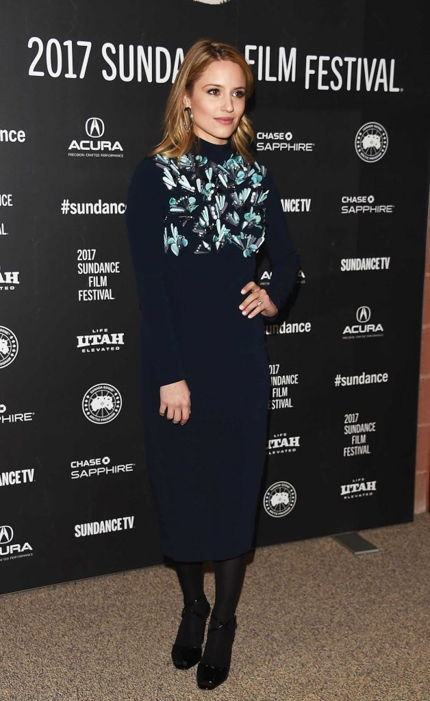 Dianna Agron at the Novitate Premiere During Sundance Film Festival in Park City-3