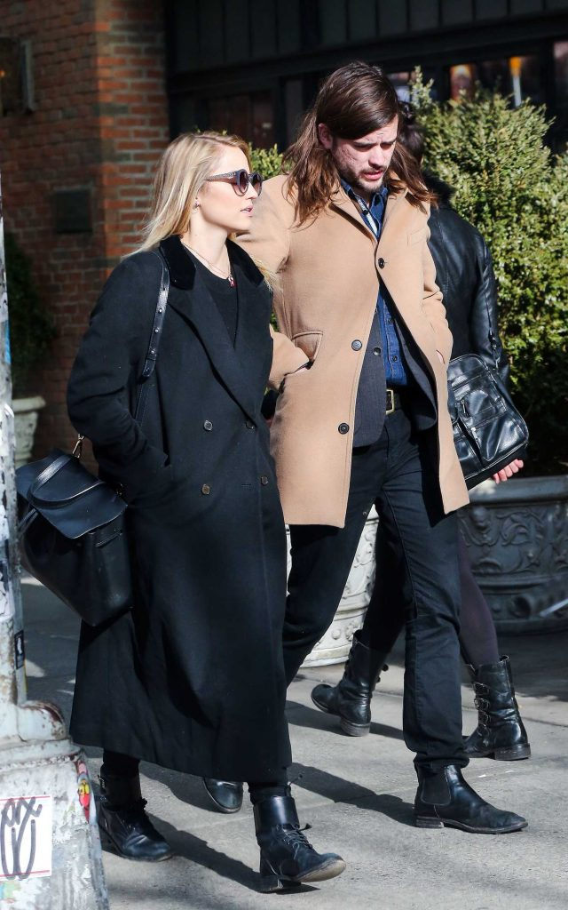 Dianna Agron Was Seen Out in the East Village, New York-3