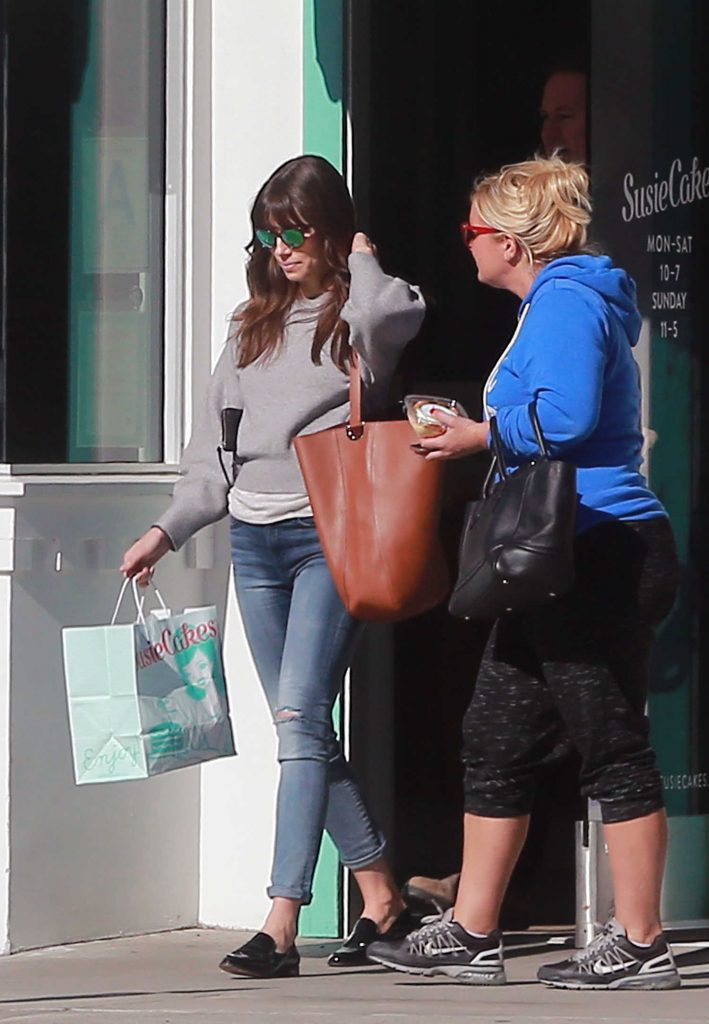 Jessica Biel Was Seen Out in Studio City-3