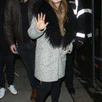 Joanna JoJo Levesque Arrives for Gig Concert at KoKo in Camden, London