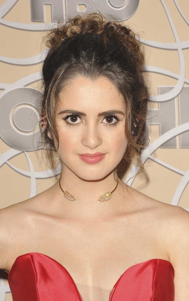 Laura Marano at the HBO's 2017 Golden Globe Awards After Party in Los Angeles-4
