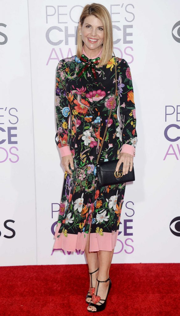Lori Loughlin at the 43rd Annual People's Choice Awards in Los Angeles-2