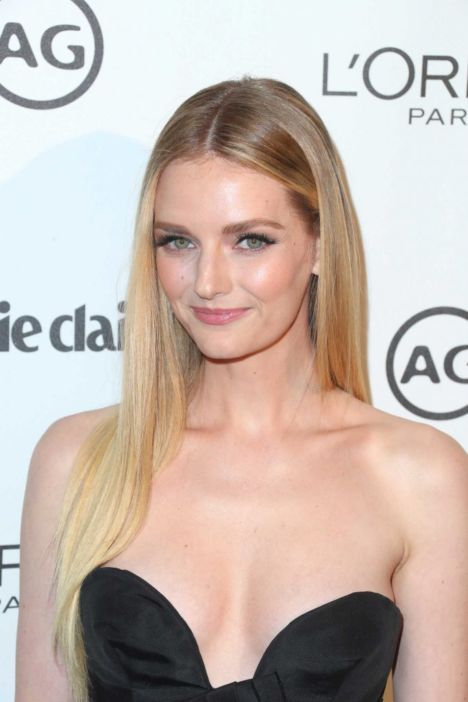 Lydia Hearst at the Marie Claire Image Maker Awards in Los Angeles-4