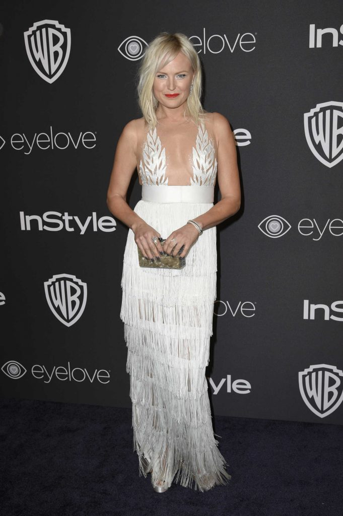 Malin Akerman at the 18th Annual InStyle Post-Golden Globes Party in Beverly Hills-2