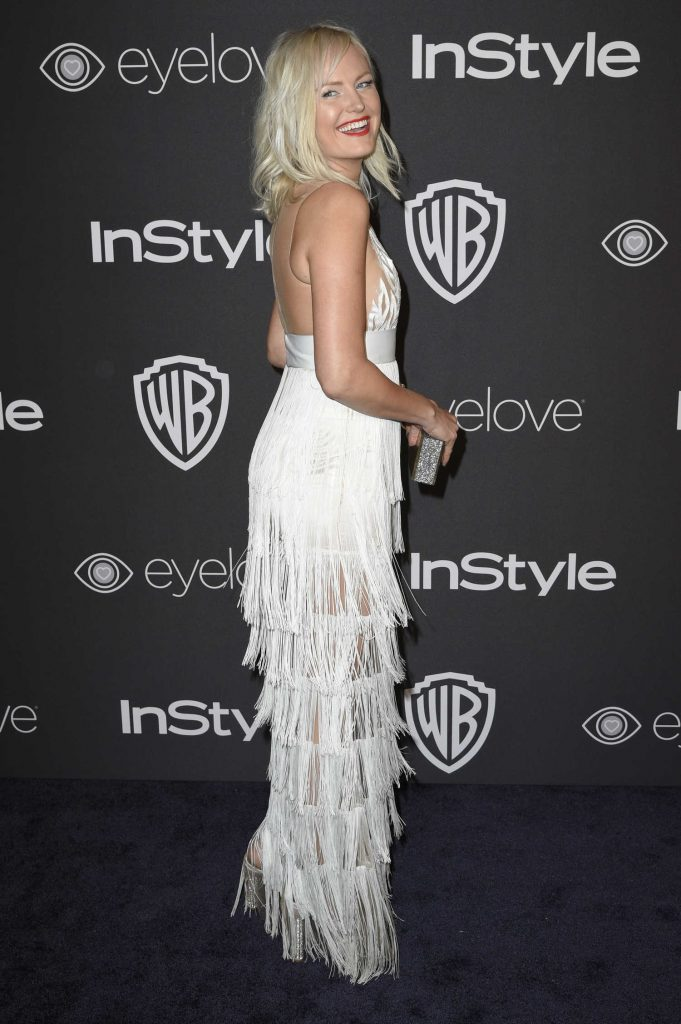 Malin Akerman at the 18th Annual InStyle Post-Golden Globes Party in Beverly Hills-3