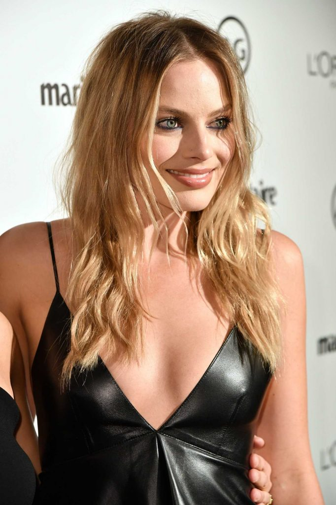 Margot Robbie at the Marie Claire Image Maker Awards in Los Angeles-3