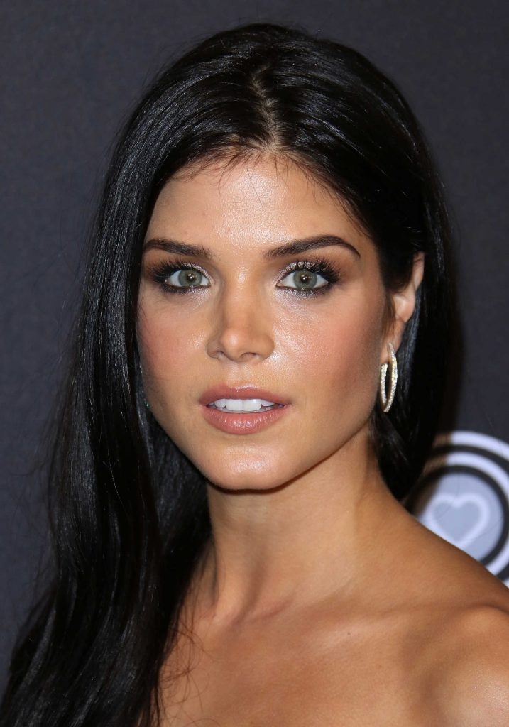 Marie Avgeropoulos at the 18th Annual InStyle Post-Golden Globes Party in Beverly Hills-4