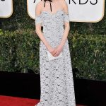 Michelle Williams at the 74th Annual Golden Globe Awards in Beverly Hills