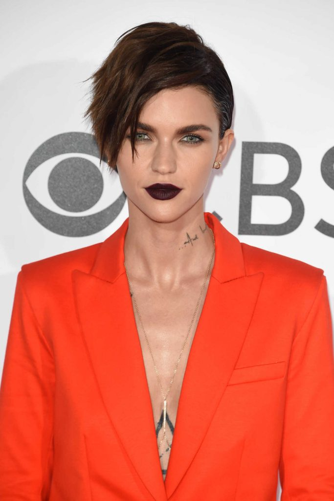 Ruby Rose at the 43rd Annual People's Choice Awards in Los Angeles-4