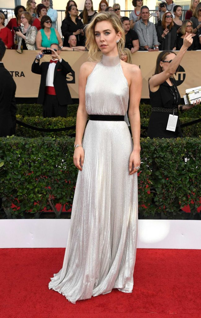 Vanessa Kirby at the 23rd Annual Screen Actors Guild Awards in Los Angeles-1