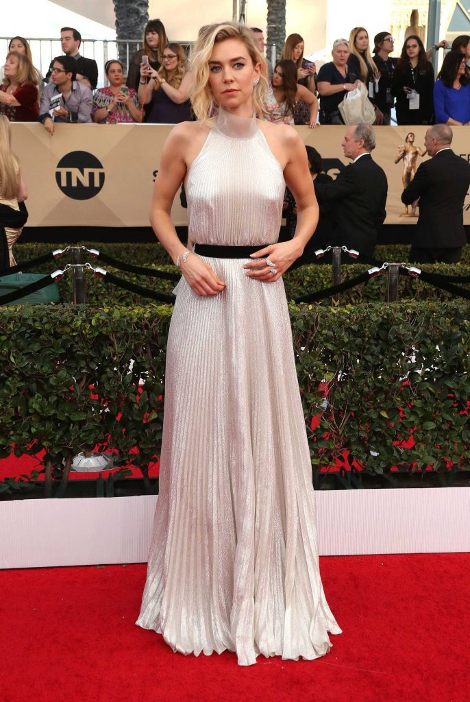 Vanessa Kirby at the 23rd Annual Screen Actors Guild Awards in Los Angeles-2