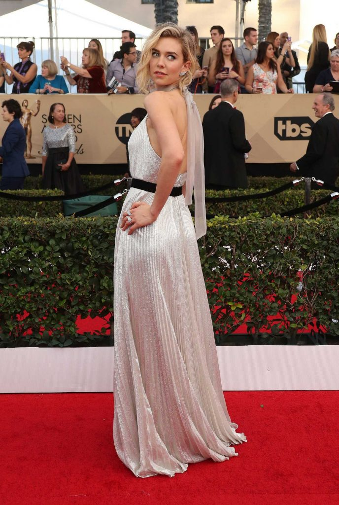 Vanessa Kirby at the 23rd Annual Screen Actors Guild Awards in Los Angeles-3