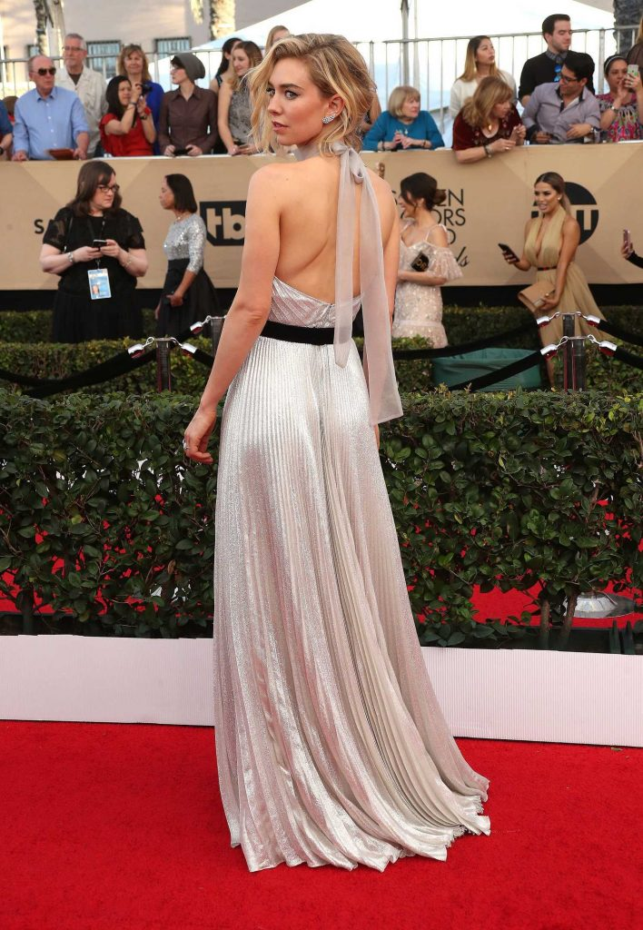 Vanessa Kirby at the 23rd Annual Screen Actors Guild Awards in Los Angeles-4