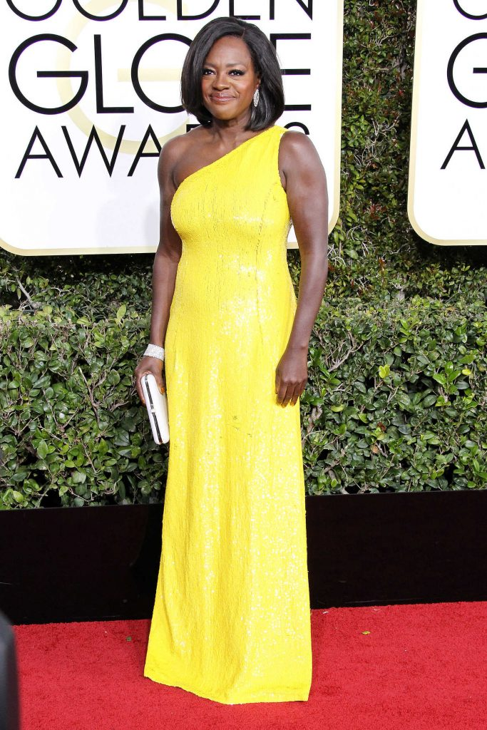 Viola Davis at the 74th Annual Golden Globe Awards in Beverly Hills-2