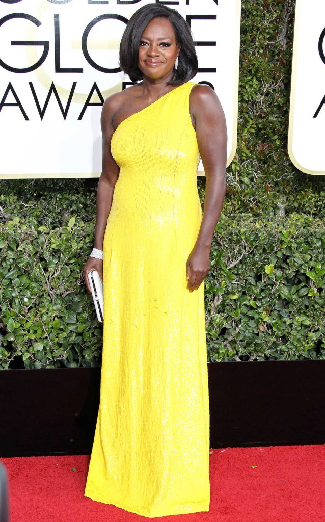 Viola Davis at the 74th Annual Golden Globe Awards in Beverly Hills-3