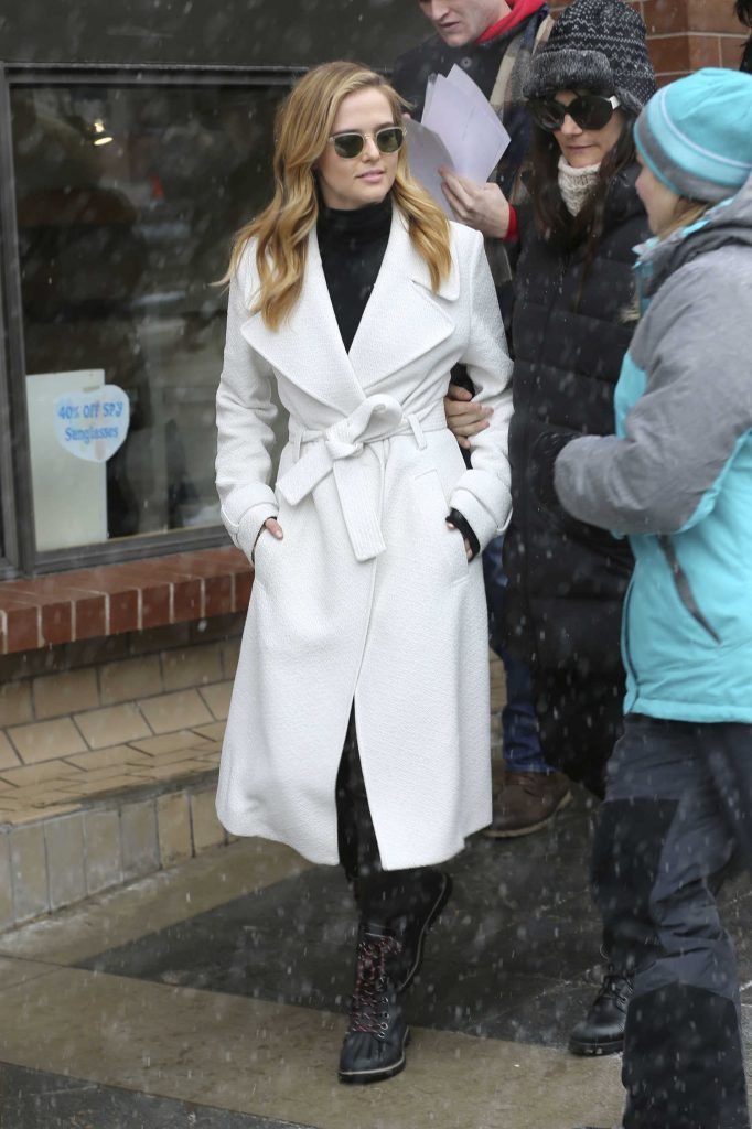 Zoey Deutch Was Seen Out in Park City During Sundance Film Festival-1
