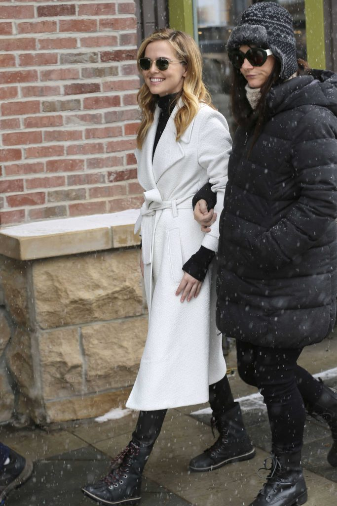 Zoey Deutch Was Seen Out in Park City During Sundance Film Festival-2