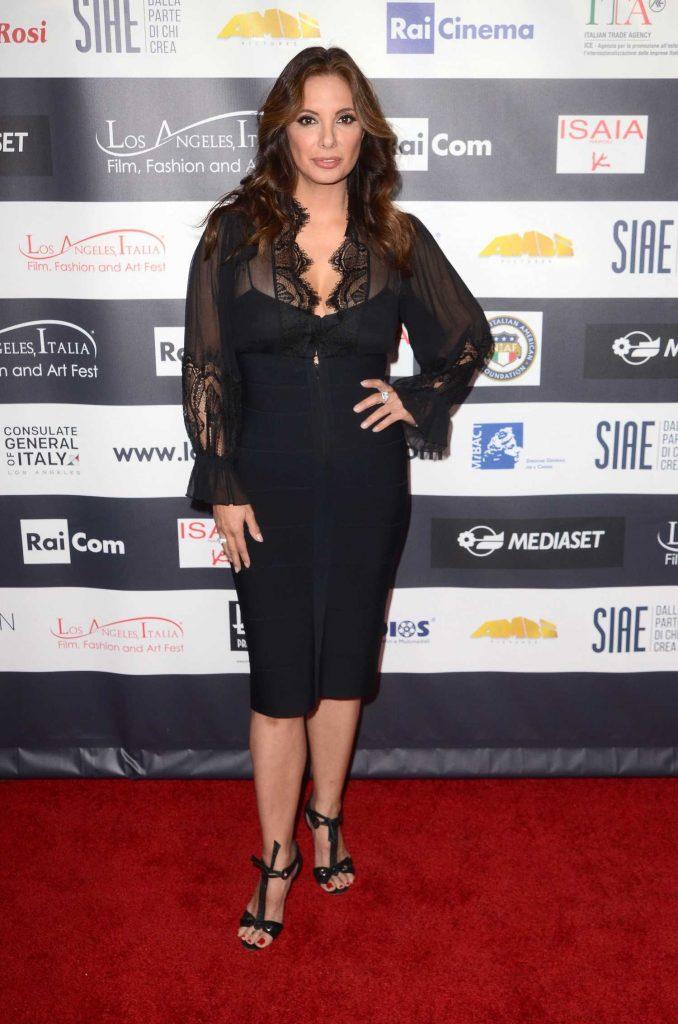 Alex Meneses at the 12th LA Italia Film Festival in Los Angeles-1