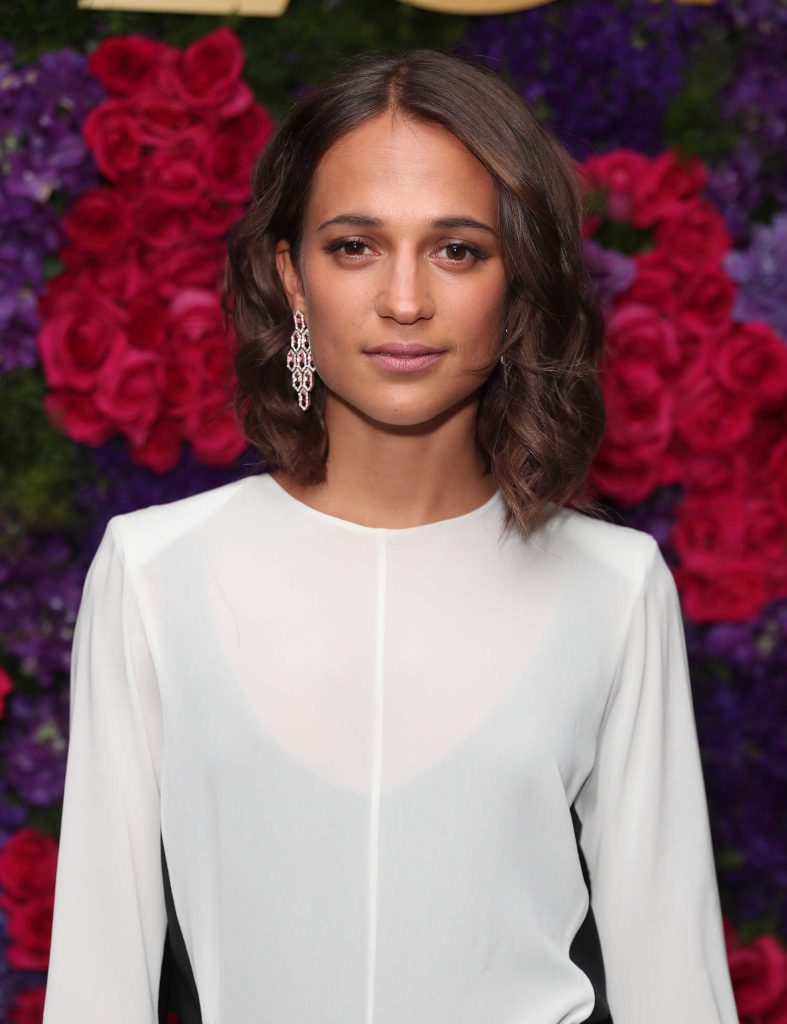 Alicia Vikander at the Bulgari Pre-Oscar Celebration in Hollywood-5